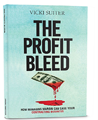 The Profit Bleed book cover