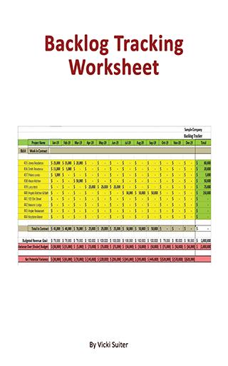 Backlog Tracking Worksheet