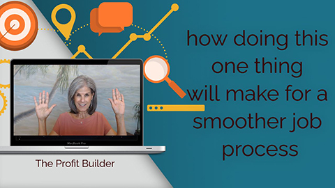 how doing this one thing will make for a smoother job process YouTube Thumbnail